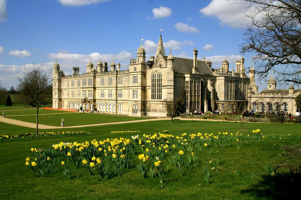 Burghley House, Stamford, Lincolnshire, England, PE9 3JY