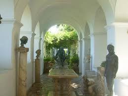 San Michele Villa, Anacapri, Campania, Italy