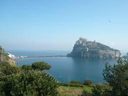 Aragonese Castle of Ischia, Ischia, Campania, Italy