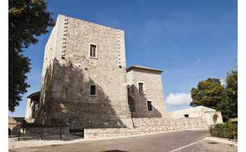 Imperiale Castle, Sant'Angelo dei Lombardi, Campania, Italy