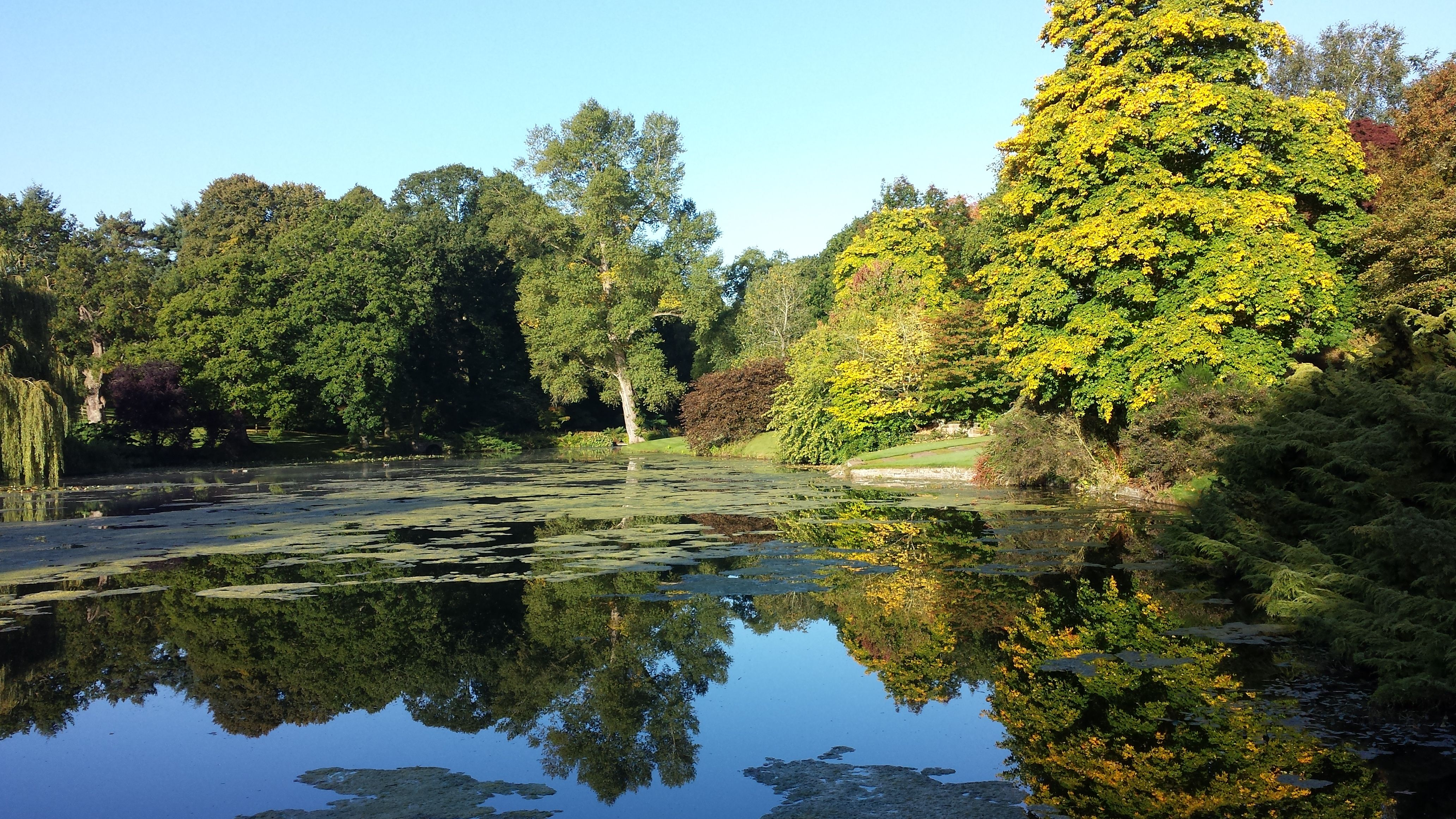 Hodnet Hall Gardens