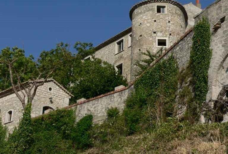 Gesualdo Castle, Gesualdo, Campania, Italy