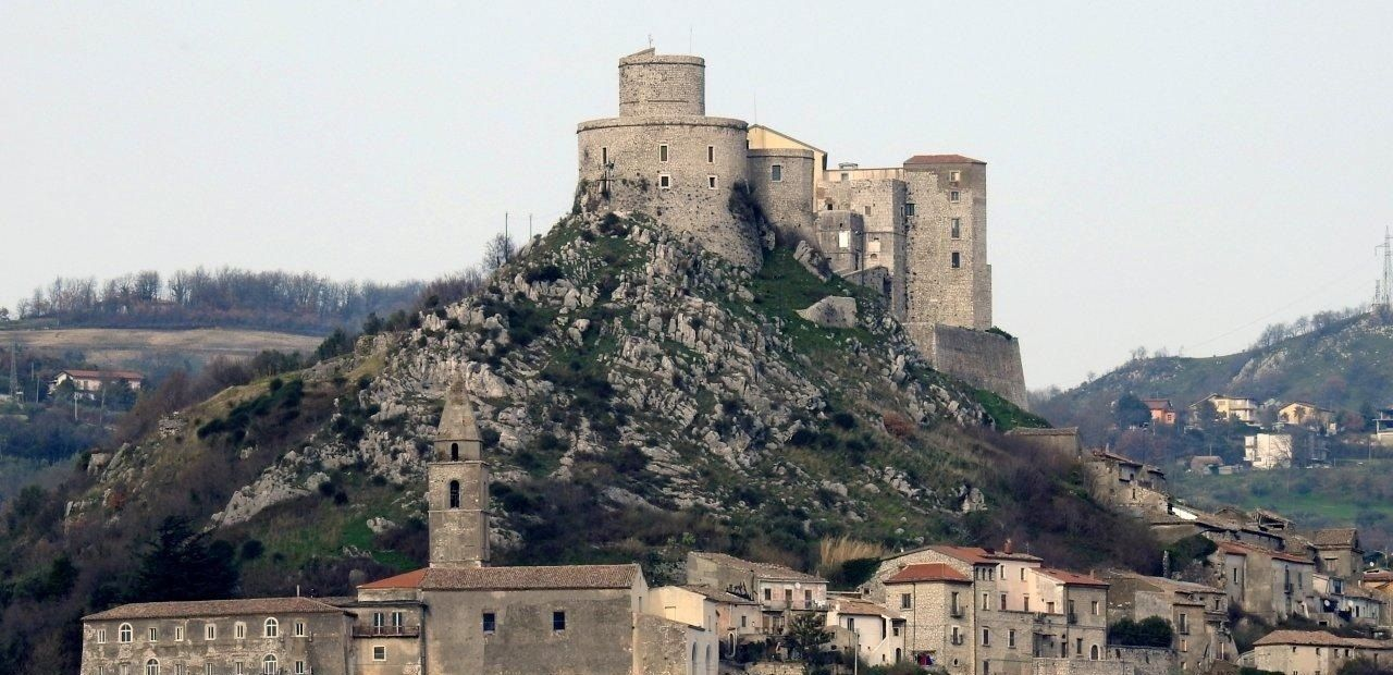 Montesarchio Castle, Montesarchio, Campania, Italy