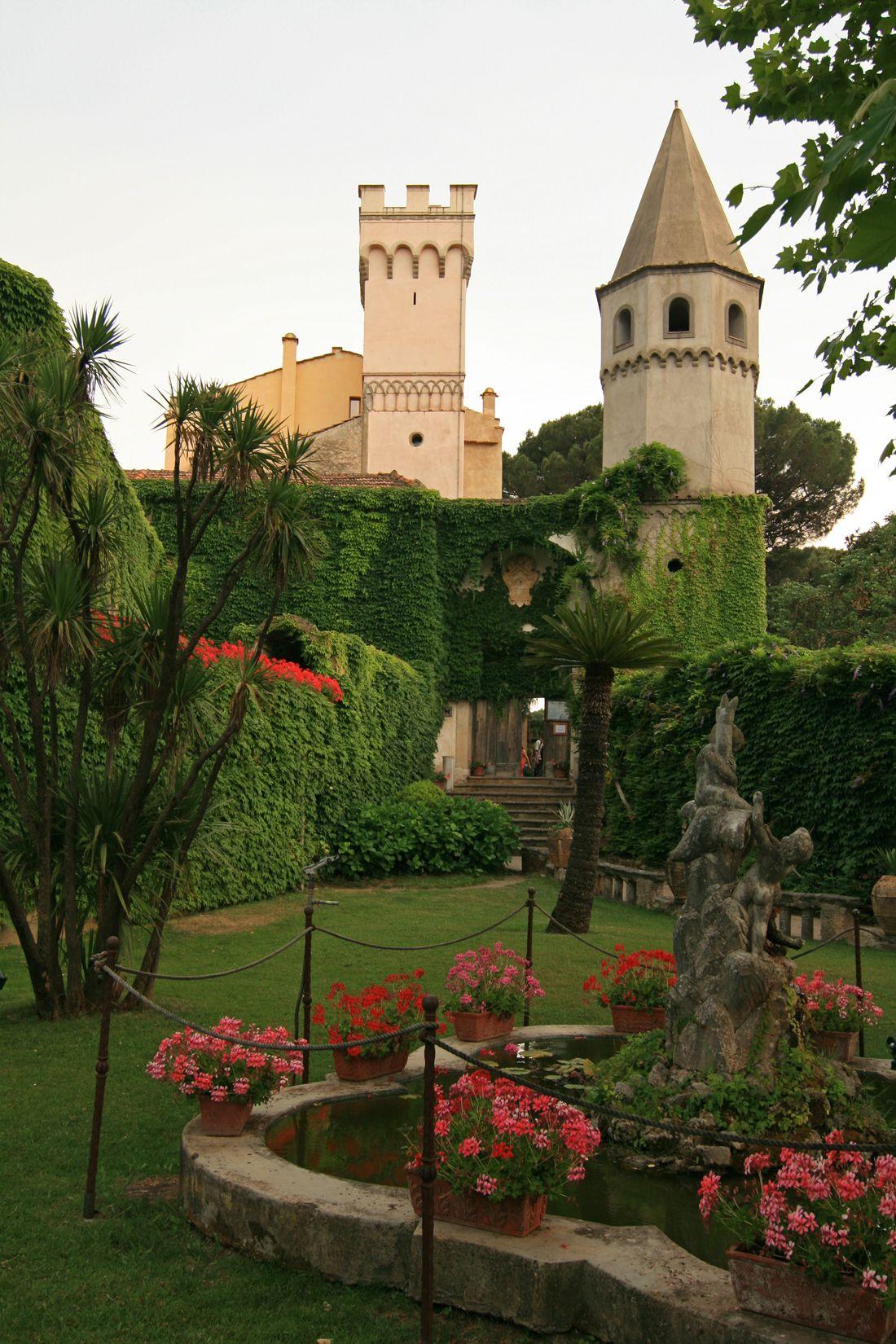 Cimbrone Villa, Ravello, Campania, Italy
