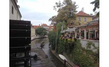 Restaurant Velkopřevorský Mlýn, Prague