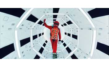 2001: A Space Odyssey, directed by Stanley Kubrick (1965-68; GB/United States) Film still © Warner Bros. Entertainment Inc.