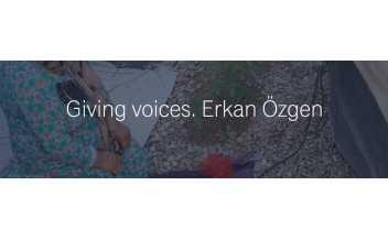 Giving Voices. Erkan Özgen, Fundació Antoni Tàpies, Barcelona, 13 November 2018-24 February 2019