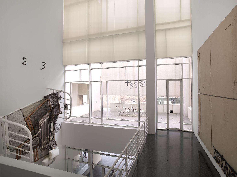 Antoni Tàpies, Rinzen, 1992-1993, Instal·lació Col·lecció MACBA. Fundació MACBA. Donació Fundación Repsol