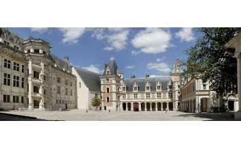 Blois Castle, Place du Château, Blois, France