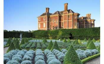 Ham House and Garden, Richmond, London