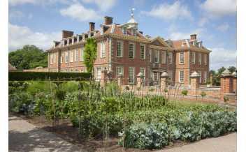 Hanbury Hall and Gardens, Worcestershire, London