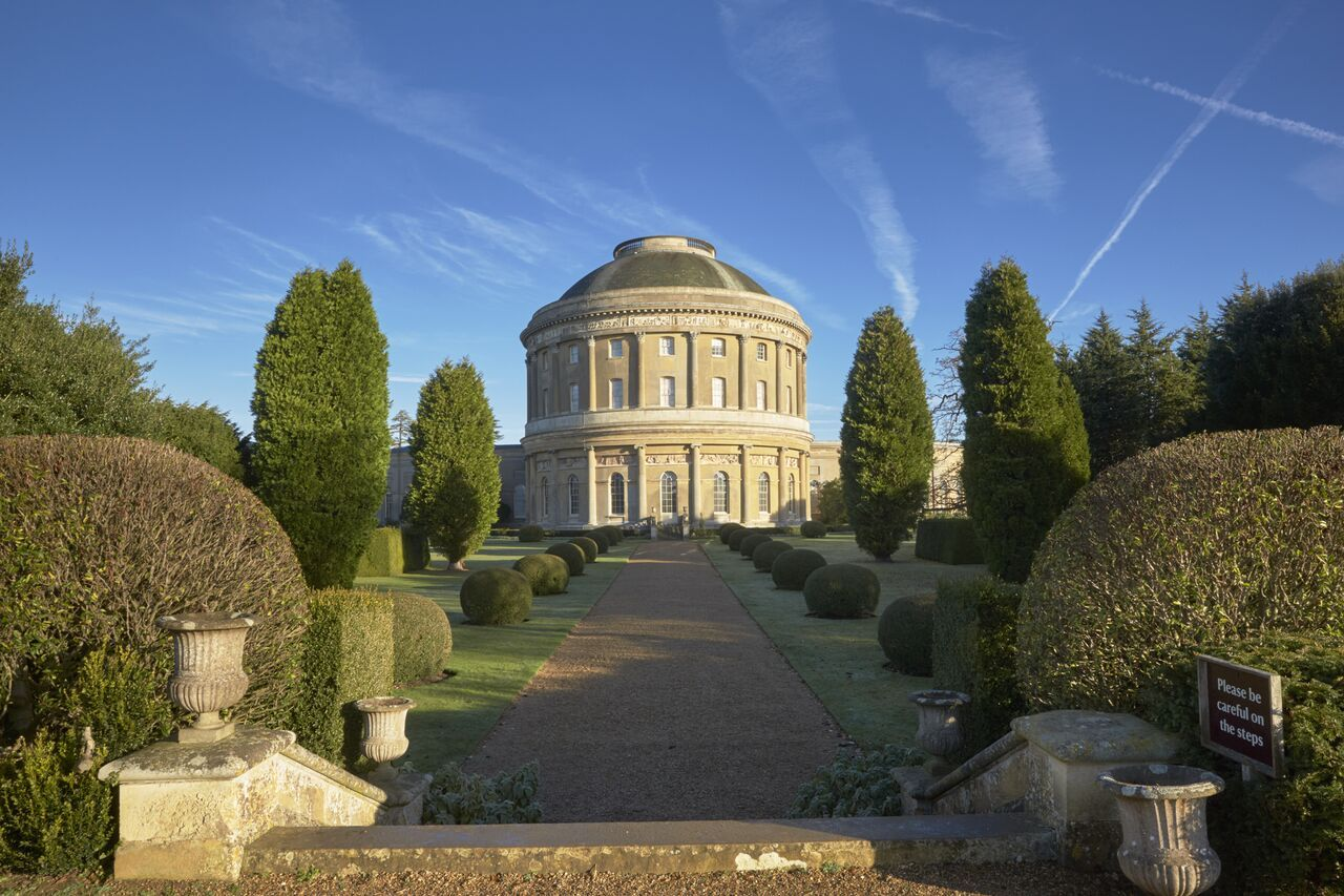 Ickworth Palace and Gardens