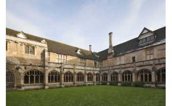 Lacock Abbey, Fox Talbot Museum and Village, Chippenham