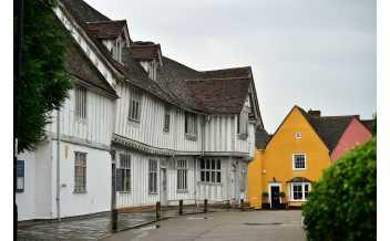 Lavenham Guildhall, Lavenham, Sudbury