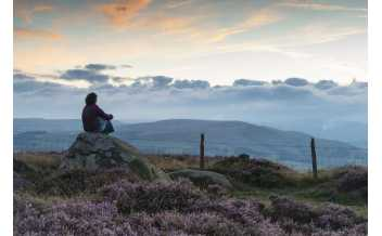 Longshaw, Burbage and the Eastern Moors, Sheffield, England