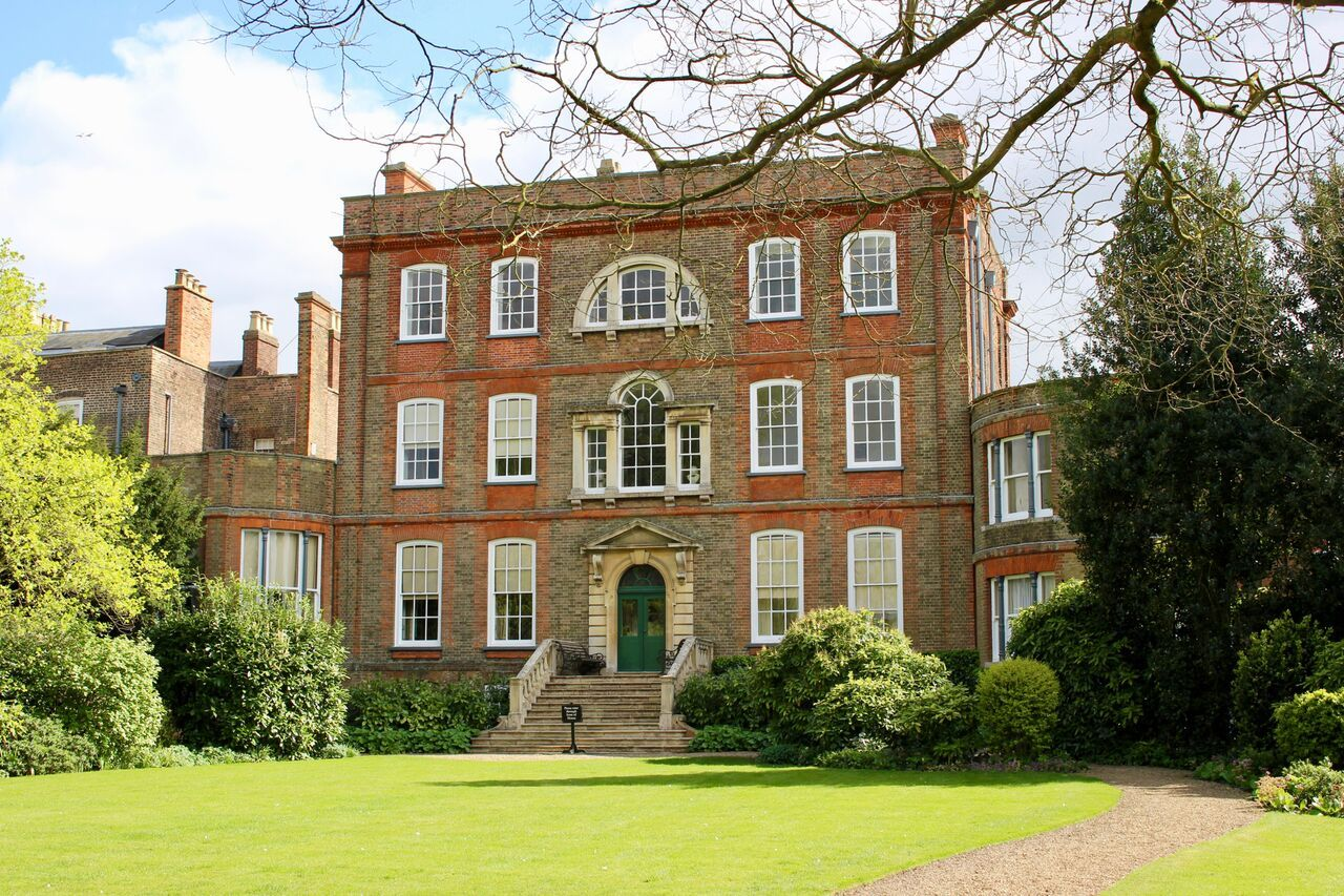 Peckover House and Garden, Wisbech