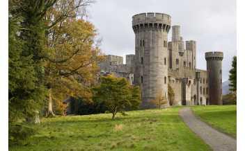Penrhyn Castle and Garden, Penrhyn, Bangor