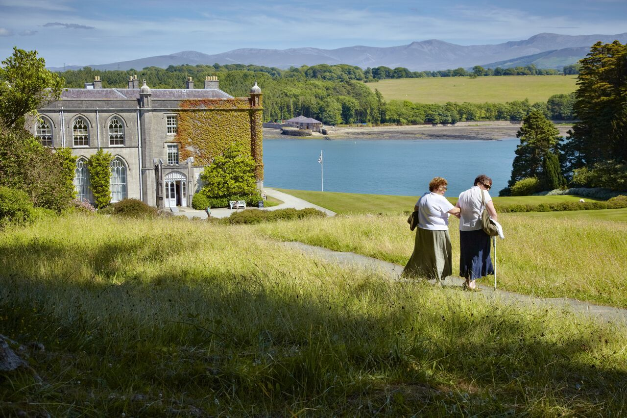 Plas Newydd House and Gardens, Llanfairpwll, Anglesey