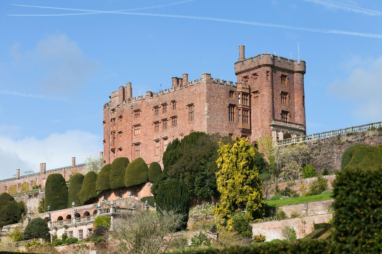 Powis Castle and Garden, Welshpool