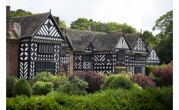 Speke Hall Garden and Estate, Spake, Liverpool