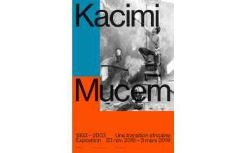 Mohammed Kacimi vers 1993-1994. © Archives Kacimi / design graphique Spassky Fischer