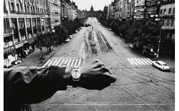 Koudelka: Invasion 1968 and Archival Footage by Jan Němec, Trade Fair Palace, Prague, 22 August 2018-6 January 2019