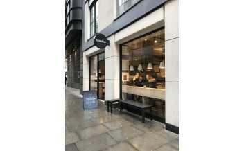 Iris & June, Coffee Shop, London