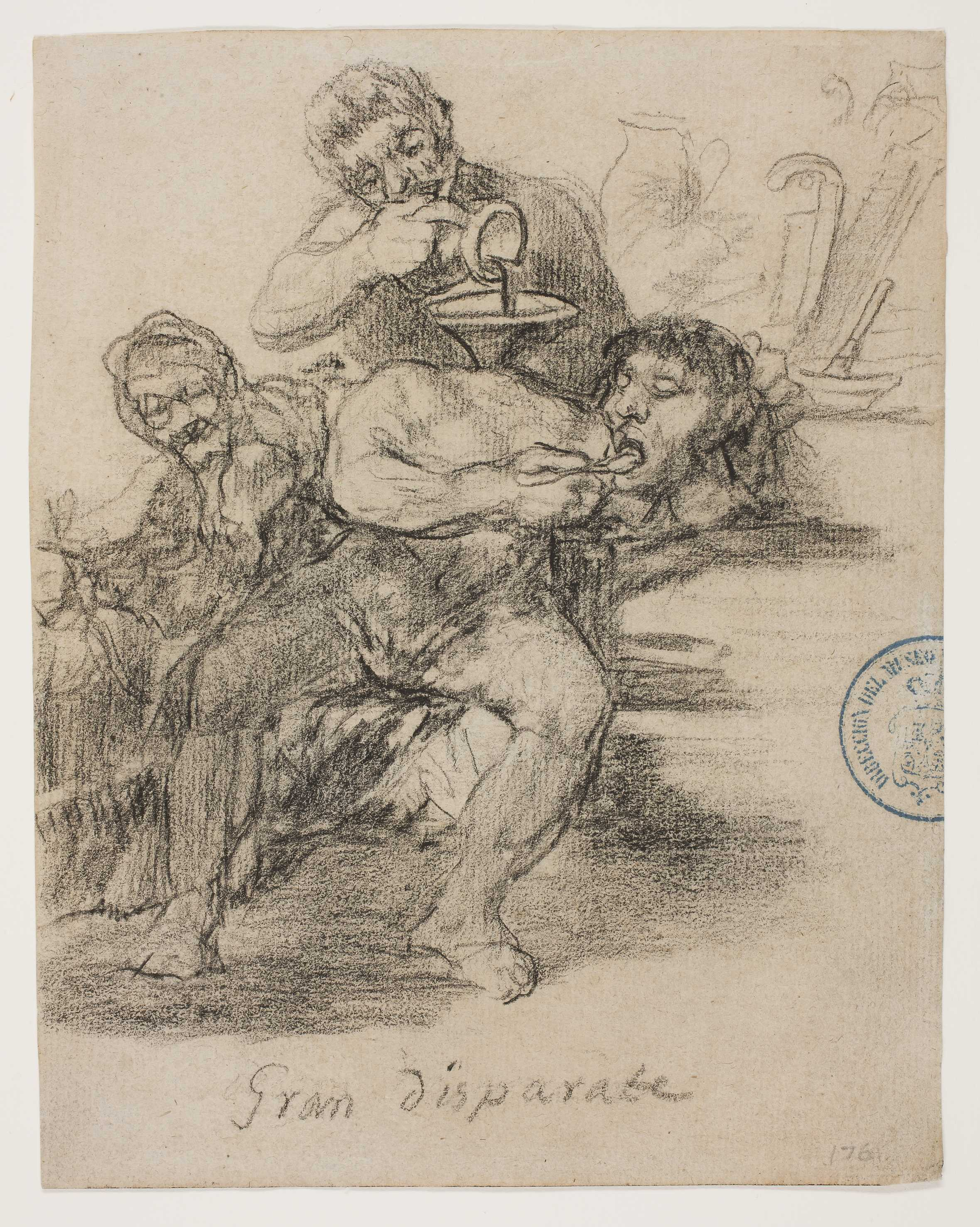 All That Remains Tour 2020 All That Remains Is my Willpower. Drawings by Goya. Museo del