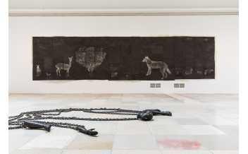 Kiki Smith. Procession, Installation view Haus der Kunst, 2018 © Fotograf: Maximilian Geuter