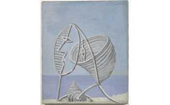 Pablo Picasso Portrait de jeune fille Juan-les-Pins, 3 d'abril de 1936 Musée national Picasso Paris © RMN-Grand Palais (Musée national Picasso-Paris) / Adrien Didierjean © Successió Pablo Picasso, VEGAP, Madrid 2019