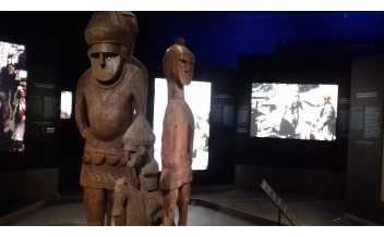 Fêtes himalayennes les derniers Kalash, Musée des Confluences, Lyon: 23 January 2018-1 December 2019