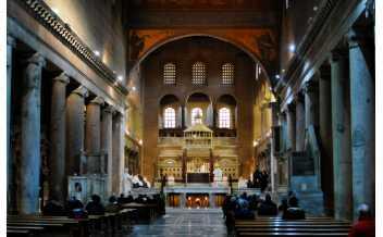 Basilica di San Lorenzo,  Rome: All Year