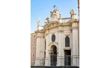 Santa Croce in Gerusalemme, Rome: All Year