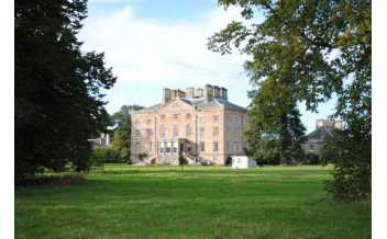 Arniston House, Midlothian, Scotland