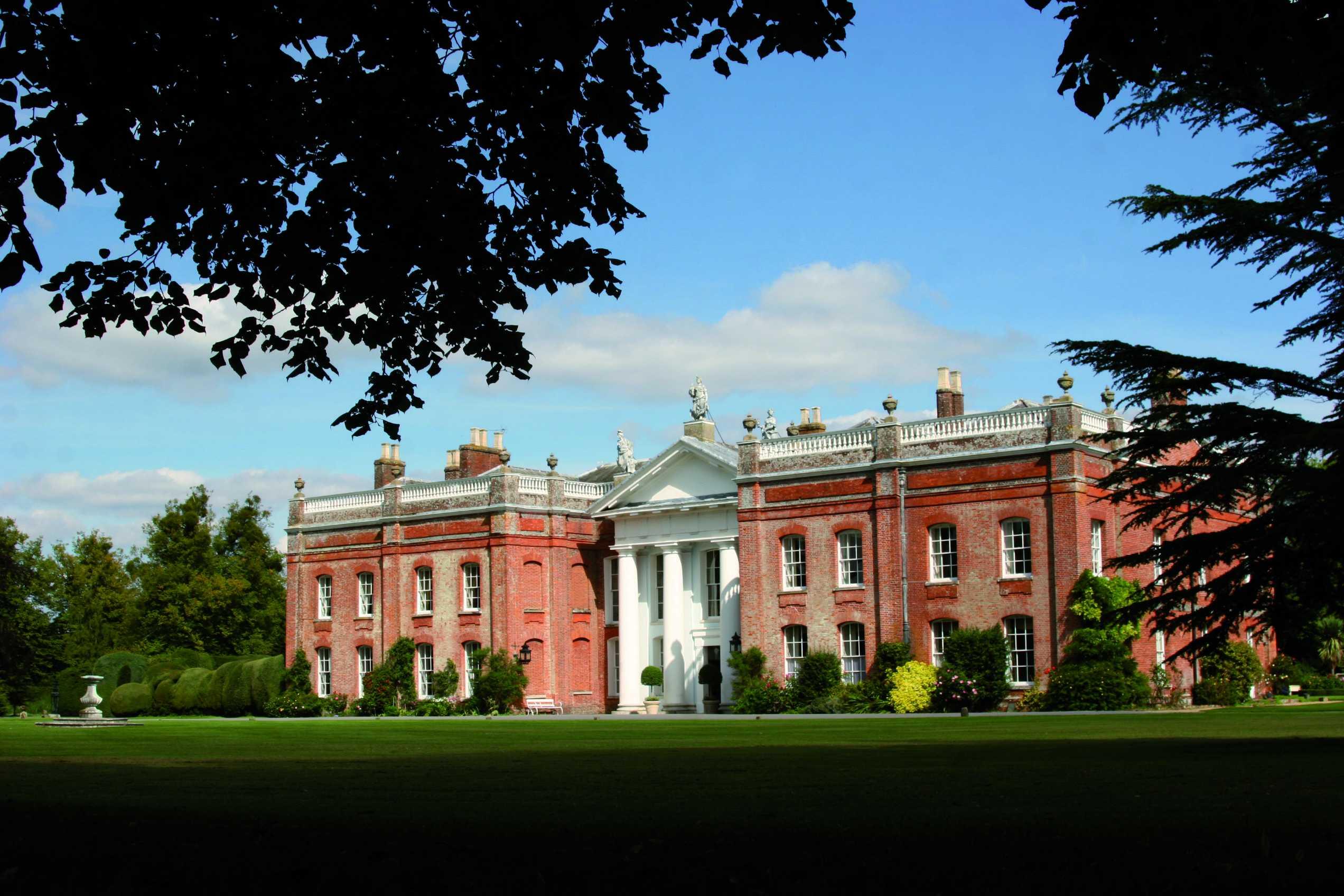Avington Park, Hampshire, England