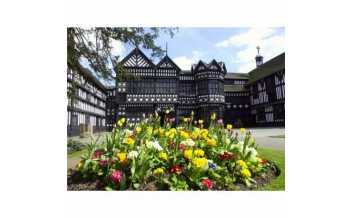Bramall Hall, Greater Manchester, England