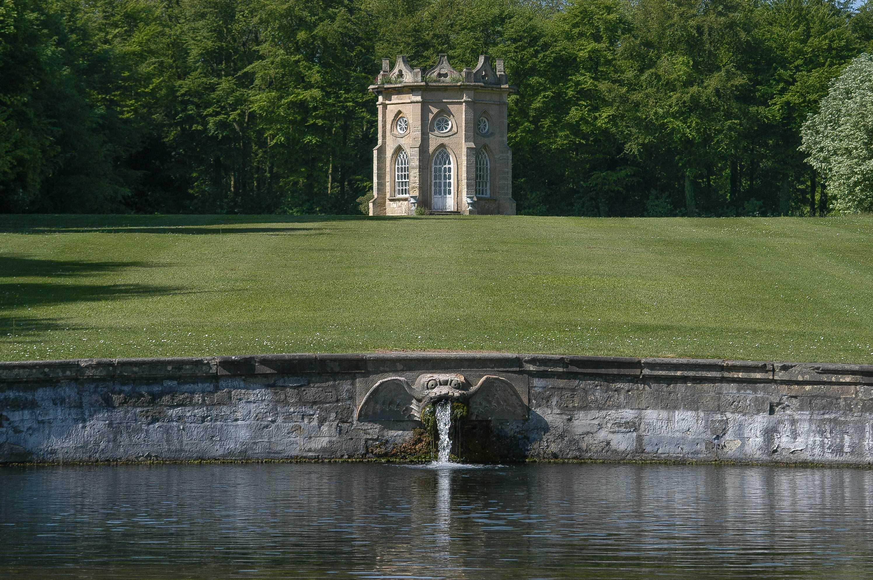 Bramham Park Gardens, West Yorkshire, England