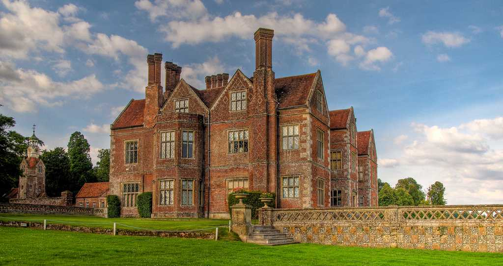 Breamore House, Hampshire, England