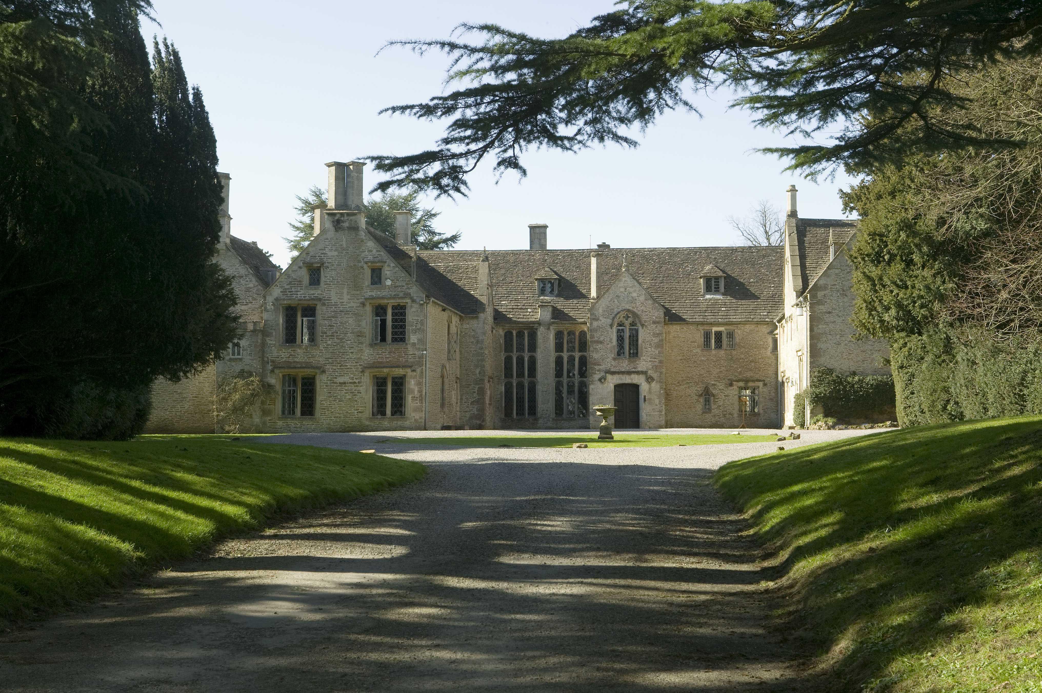 Chavenage House, Gloucestershire, England