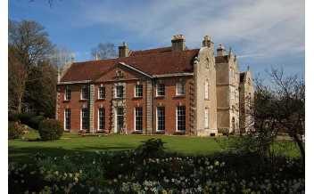 Edmondsham House and Gardens, Dorset, England
