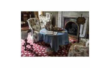 Elizabeth Gaskell's House, Greater Manchester, England