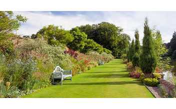 Elsham Hall Park and Gardens, Lincolnshire, England