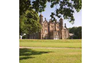 Glenarm Castle Gardens, Antrim, Northern Ireland
