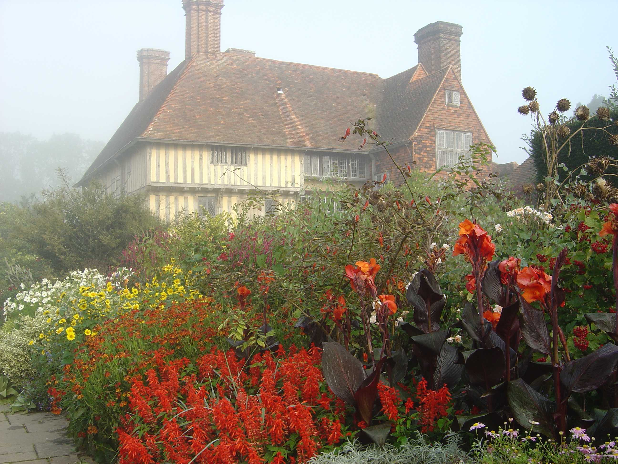 Great Dixter House, East Sussex, England