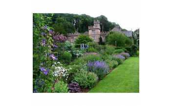 Gresgarth Hall Gardens, Lancashire, England