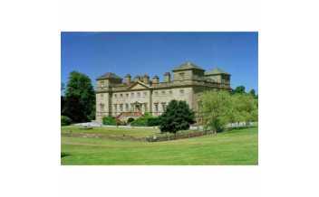 Hagley Hall, Worcestershire, England
