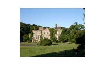 Hartland Abbey, Devon, England