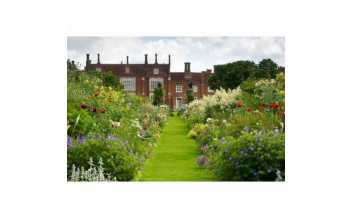 Helmingham Hall Gardens, Suffolk, England