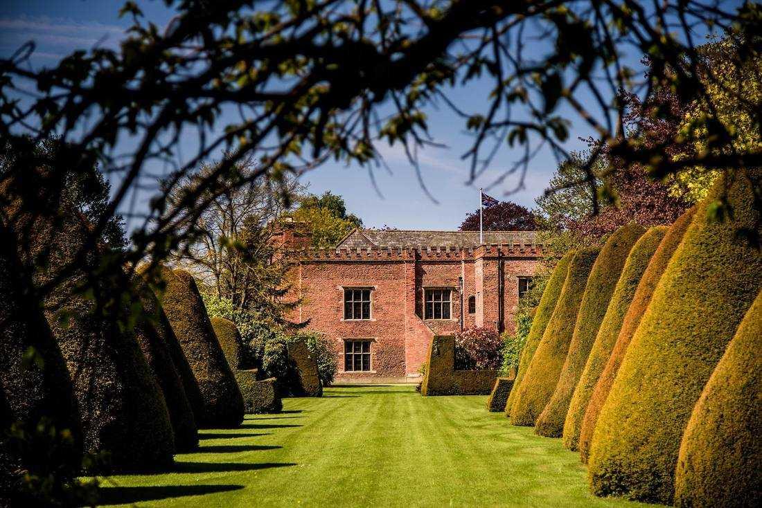 Holme Pierrepont Hall, Nottinghamshire, England