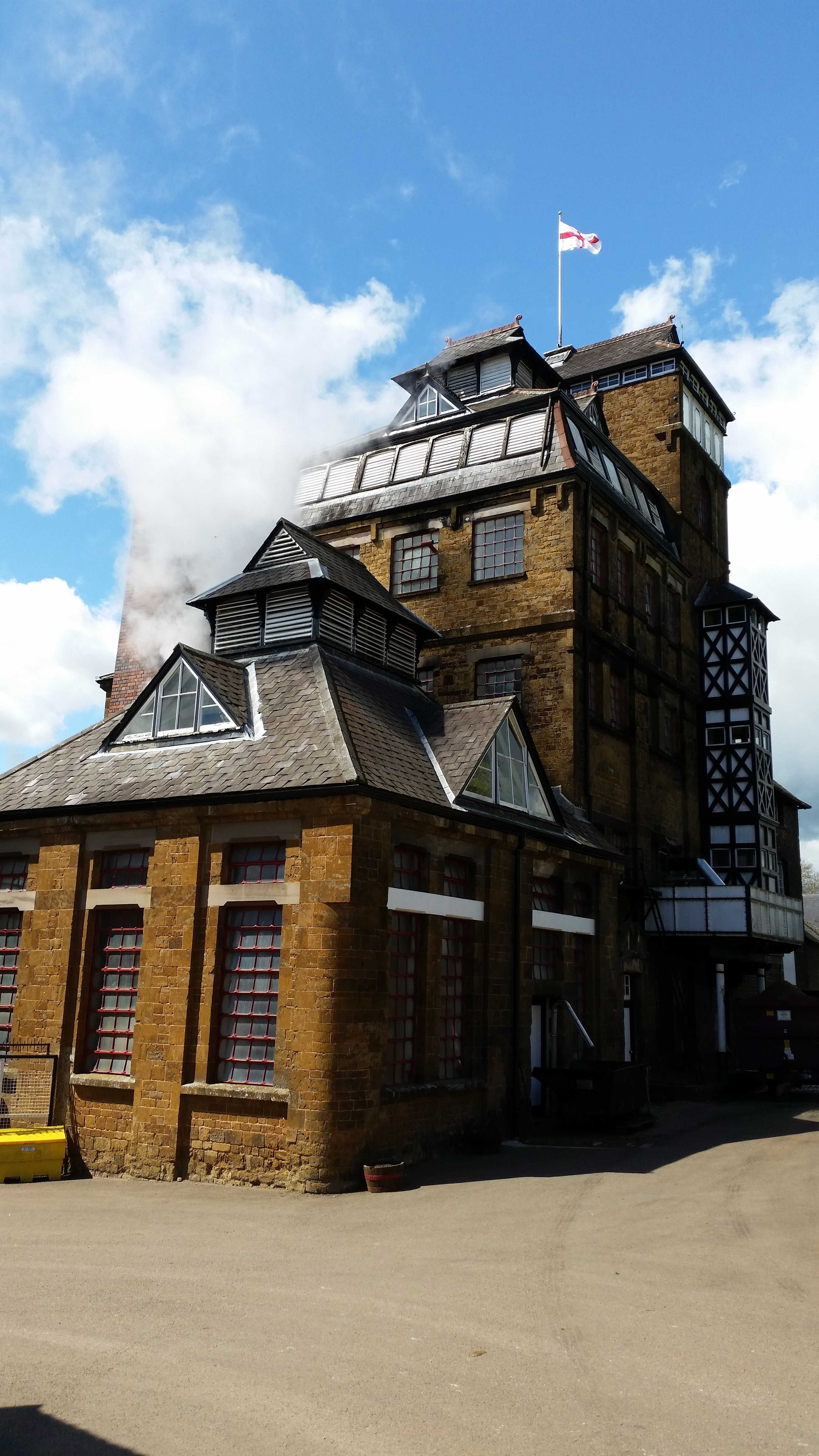 Hook Norton Brewery, Oxfordshire, England